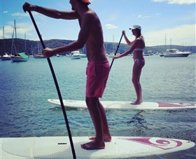 Avalon Stand Up Paddle - Accommodation Nelson Bay