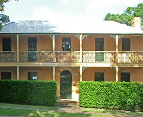 Hawkesbury Regional Museum - Accommodation Nelson Bay
