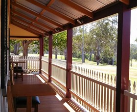 Riverside Oaks Golf Course - Accommodation Nelson Bay