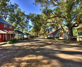 The Australiana Pioneer Village Ltd - Accommodation Nelson Bay