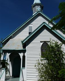 Saint Peter's Anglican Church - Accommodation Nelson Bay