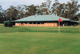 Echunga Golf Club Incorporated - Accommodation Nelson Bay