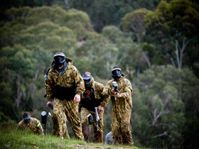 Paintball Sports - Accommodation Nelson Bay