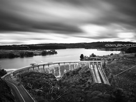 Myponga Reservoir Lookout - Accommodation Nelson Bay
