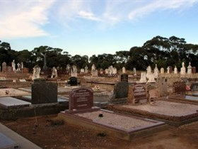 Langhorne Creek Cemetery - Accommodation Nelson Bay