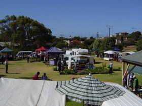 Port Elliot Market - Accommodation Nelson Bay