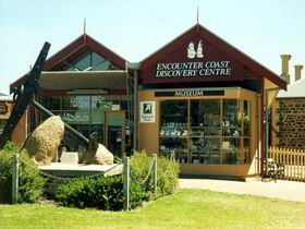 Encounter Coast Discovery Centre and The Old Customs and Station Masters House - Accommodation Nelson Bay