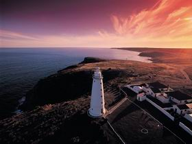 Cape Willoughby Lightstation - Cape Willoughby Conservation Park - Accommodation Nelson Bay