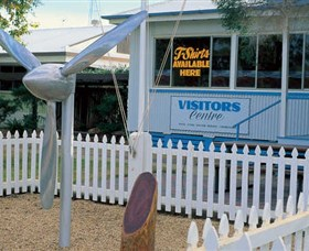 Charleville - Royal Flying Doctor Service Visitor Centre - Accommodation Nelson Bay
