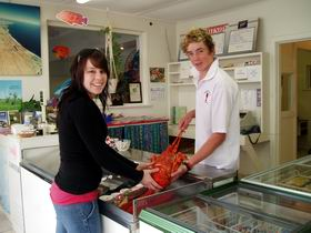 Lacepede Seafood - Accommodation Nelson Bay