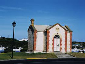 Royal Circus and Customs House in Robe - Accommodation Nelson Bay