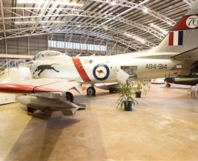 Australian Aviation Heritage Centre - Accommodation Nelson Bay