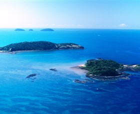 Barnard Island Group National Park - Accommodation Nelson Bay