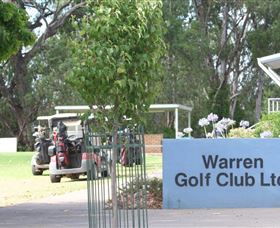 Warren Golf Club - Accommodation Nelson Bay