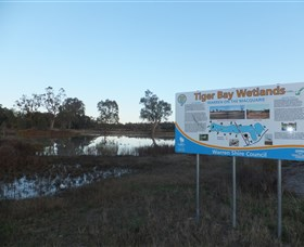 Tiger Bay Wetlands - Accommodation Nelson Bay