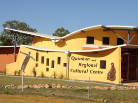 The Quinkan and Regional Cultural Centre - Accommodation Nelson Bay