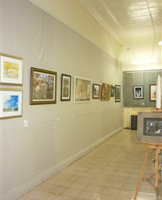 Outback Arts Gallery - Accommodation Nelson Bay
