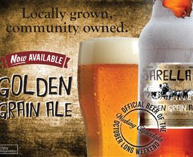 Barellan Beer - Community Owned Locally Grown Beer - Accommodation Nelson Bay
