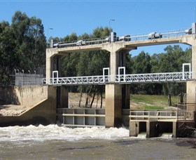 Yanco Weir - Accommodation Nelson Bay