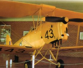 Tiger Moth Memorial - Accommodation Nelson Bay