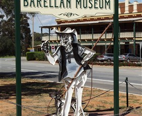 Barellan Museum - Accommodation Nelson Bay
