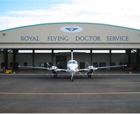 Royal Flying Doctor Service Dubbo Base Education Centre Dubbo - Accommodation Nelson Bay