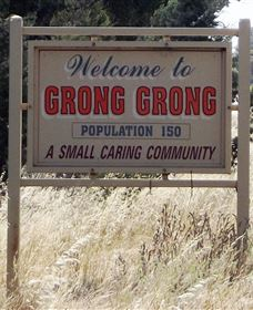 Grong Grong Earth Park - Accommodation Nelson Bay