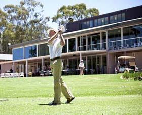Dubbo Golf Club - Accommodation Nelson Bay