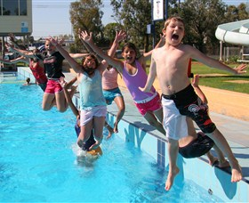 Dubbo Aquatic Leisure Centre - Accommodation Nelson Bay