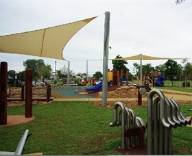 Livvi's Place Playground - Accommodation Nelson Bay
