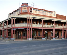 Barmedman Hotel - Accommodation Nelson Bay