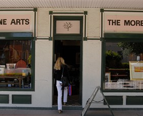The Moree Gallery - Accommodation Nelson Bay