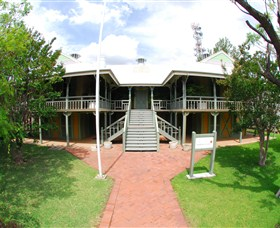 Moree Lands Office Historical Building - Accommodation Nelson Bay