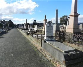 Ballarat General Cemeteries - Accommodation Nelson Bay
