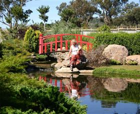 Wellington Osawano Japanese Gardens - Accommodation Nelson Bay
