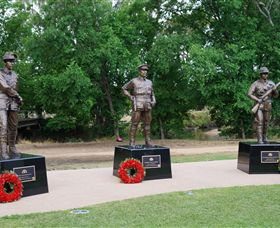 VC Memorial Park - Honouring Our Heroes - Accommodation Nelson Bay