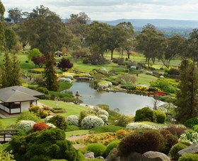 Cowra Japanese Garden and Cultural Centre - Accommodation Nelson Bay