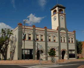Gunnedah Cultural Precinct - Accommodation Nelson Bay