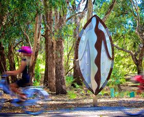 Wagirra Trail and Yindyamarra Sculpture Walk - Accommodation Nelson Bay