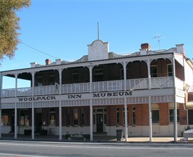 Woolpack Inn Museum - Accommodation Nelson Bay