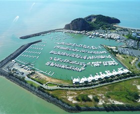 Keppel Bay Marina - Accommodation Nelson Bay