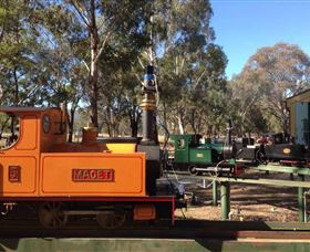 Mudgee Miniature Railway - Accommodation Nelson Bay