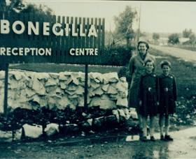 Bonegilla Migrant Experience - Accommodation Nelson Bay