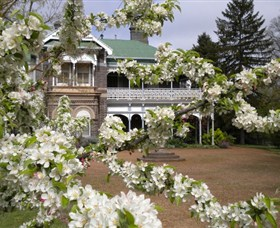 Saumarez Homestead - Accommodation Nelson Bay