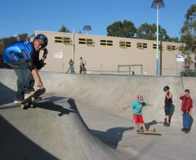 Goulburn Skate Park - Accommodation Nelson Bay