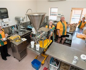 Mammino Gourmet Ice Cream - Accommodation Nelson Bay