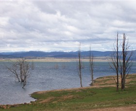 Lake Eucumbene - Accommodation Nelson Bay