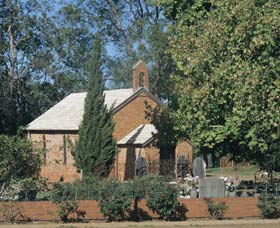 All Saints Church - Henley Brook - Accommodation Nelson Bay