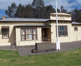 Maffra Sugar Beet Museum - Accommodation Nelson Bay