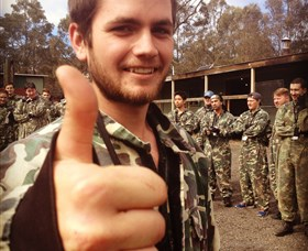 Ultimate Paintball - Accommodation Nelson Bay